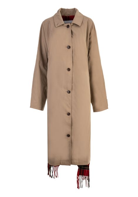 Vetements coat Vetements | 17 | WAH19JA105BEIGE