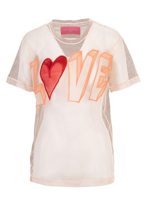 T-shirt Viktro&Rolf VIKTOR&ROLF | 8 | TIW001E10B18PEACH
