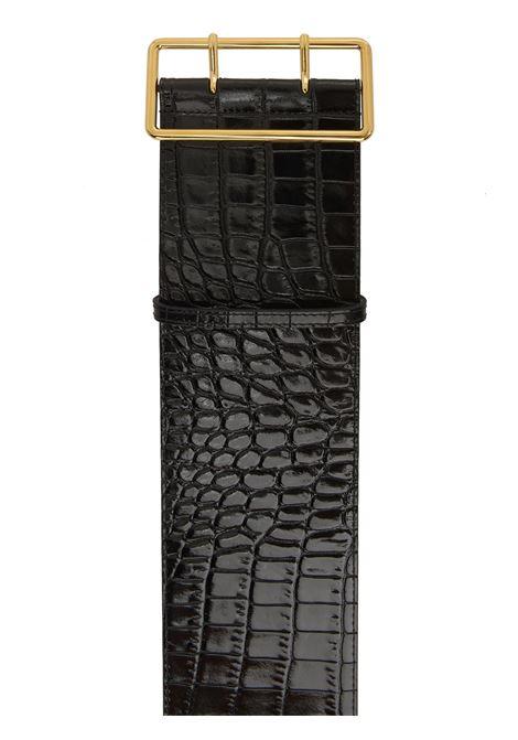 Cintura Alexander McQueen Alexander McQueen   1218053011   5584521HB0M1000