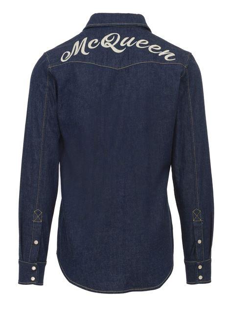 Alexander McQueen Shirt  Alexander McQueen | -1043906350 | 567872QNY624001