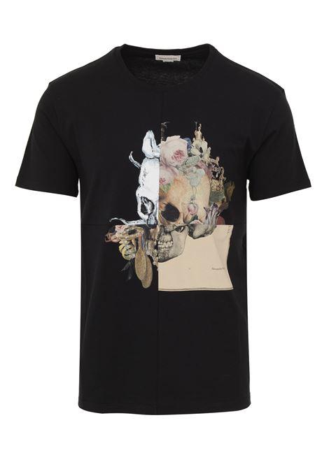 Alexander McQueen T-shirt  Alexander McQueen | 8 | 573585QNZ580901