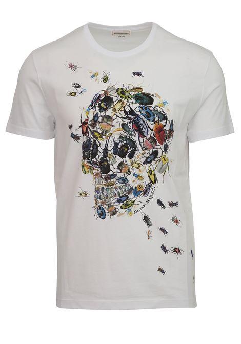 T-shirt Alexander McQueen Alexander McQueen | 8 | 573589QNZ610900