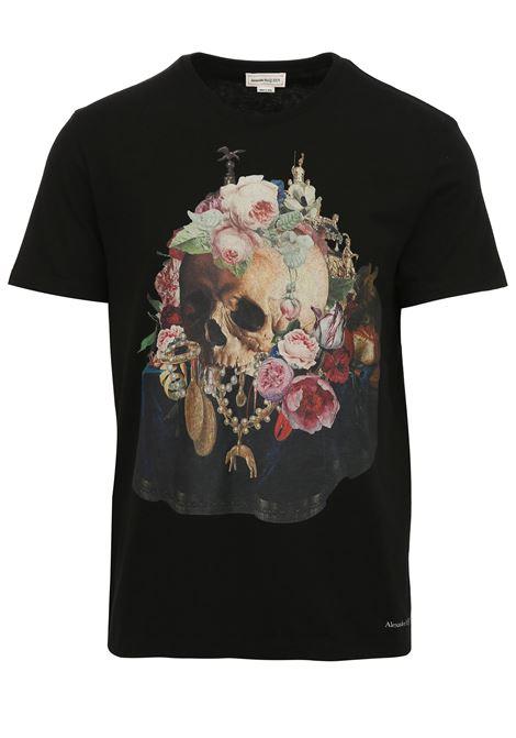 T-shirt Alexander McQueen Alexander McQueen | 8 | 573592QNZ640901