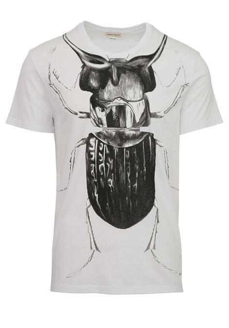 T-shirt Alexander McQueen Alexander McQueen | 8 | 573593QNZ650900