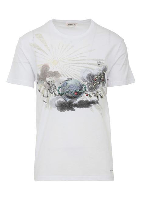 T-shirt Alexander McQueen Alexander McQueen | 8 | 582900QNZ3A0900