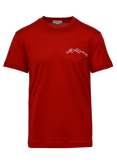 Alexander McQueen T-shirt  Alexander McQueen | 8 | 582949QNX016541