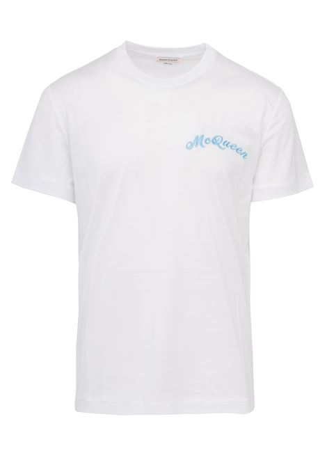 Alexander McQueen T-shirt  Alexander McQueen | 8 | 582949QNX019000