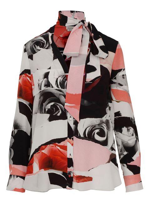 Alexander McQueen Shirt  Alexander McQueen | -1043906350 | 584789QCAAC5010