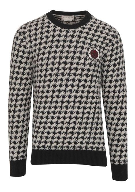 Sweater Alexander McQueen  Alexander McQueen | 7 | 587010Q1WXN1066