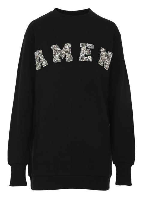 Amen Sweatshirt  Amen | -108764232 | AMW19217009