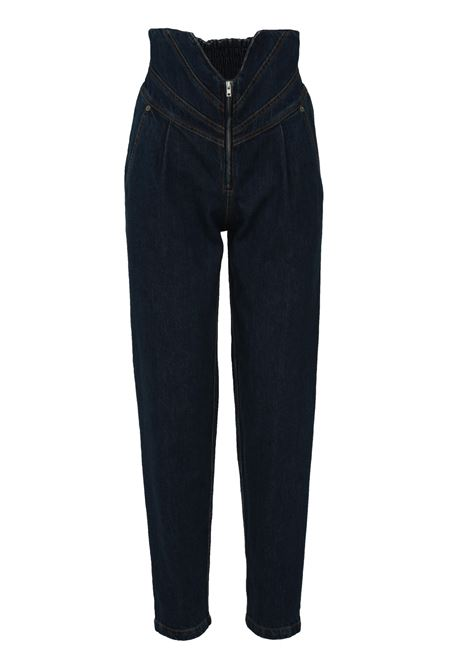 High-rise jeans Attico  Attico | 24 | 192WCD02D003102