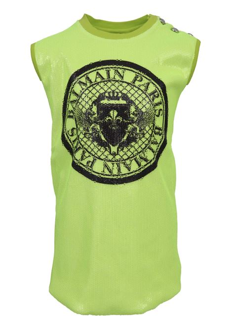 T-shirt Balmain Paris Kids BALMAIN PARIS KIDS | 8 | 6K8022KX090213