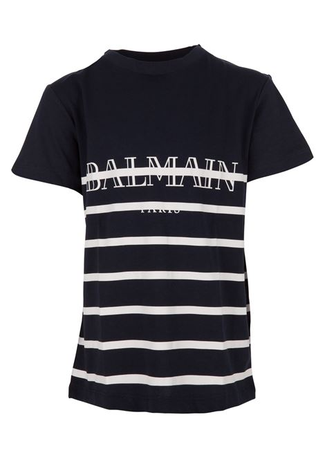 T-shirt Balmain Paris Kids BALMAIN PARIS KIDS | 8 | 6K8541KX080620BC