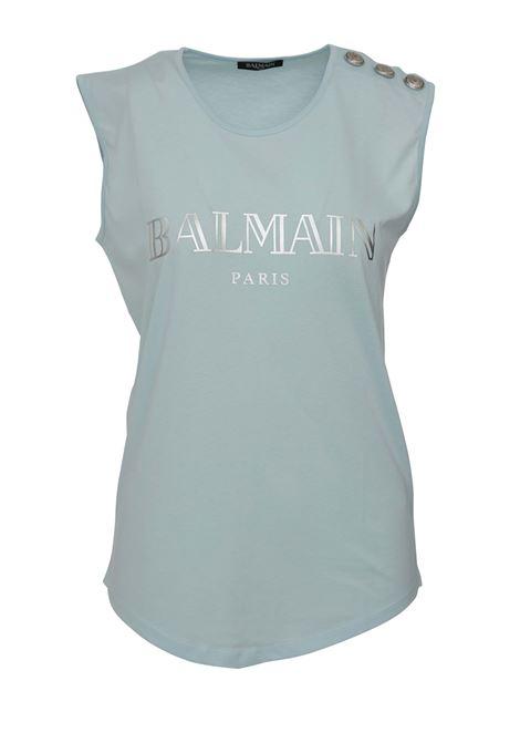 Balmain Paris top BALMAIN PARIS | -1740351587 | RF01162I170SBN