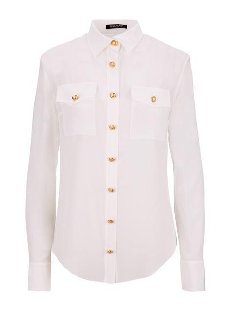 Balmain Paris shirt BALMAIN PARIS | -1043906350 | RF12204S0050FA