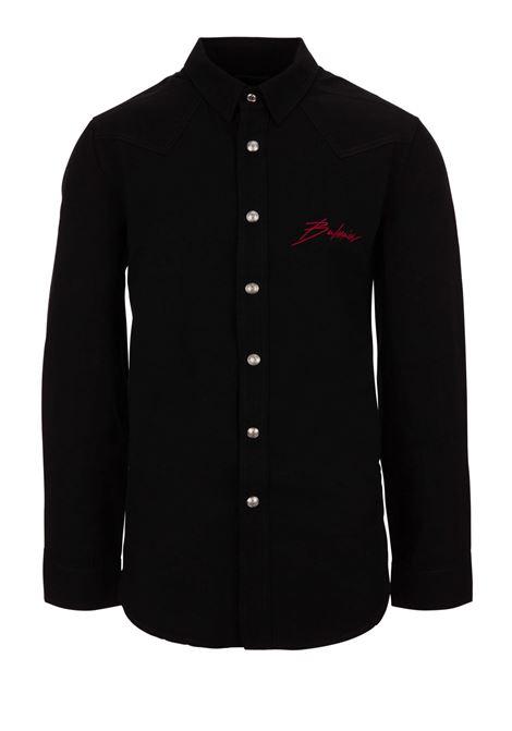 Camicia Balmain Paris BALMAIN PARIS | -1043906350 | RH02297Z0770PA