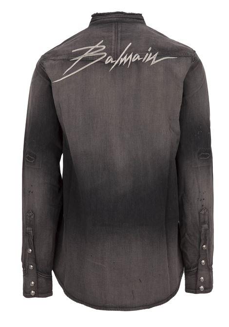 Camicia Balmain Paris BALMAIN PARIS | -1043906350 | RH02400Z1319AA