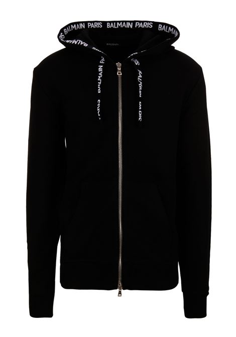 Balmain Paris sweatshirt BALMAIN PARIS | -108764232 | RH03843J9280PA