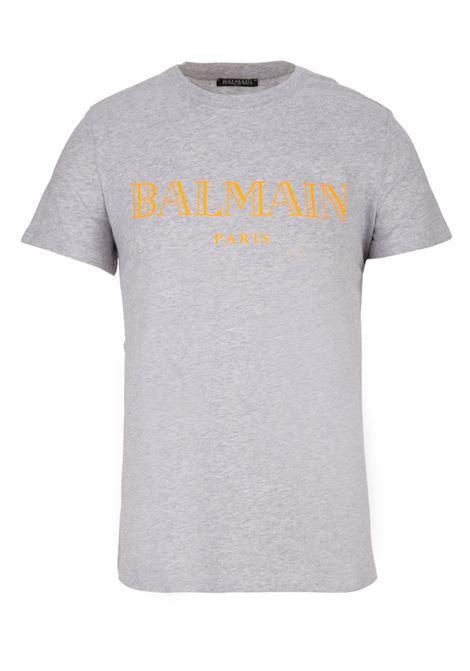T-shirt Balmain Paris BALMAIN PARIS | 8 | RH11601I0562KB