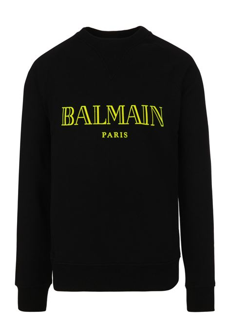 Felpa Balmain Paris BALMAIN PARIS | -108764232 | RH11679I0520PA