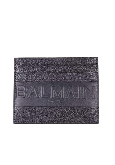 Balmain paris cardholder BALMAIN PARIS | 633217857 | S8HM106PCBP176