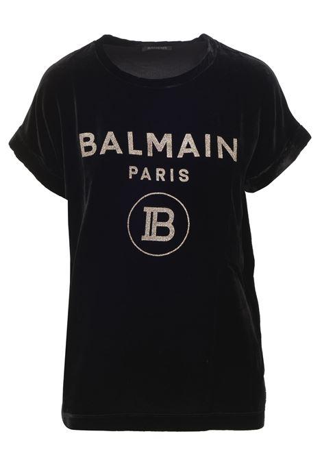 T-shirt Balmain BALMAIN PARIS   8   SF10447V067EAH