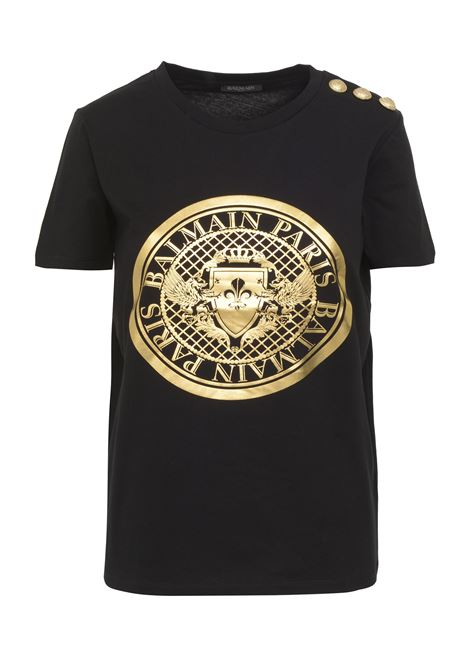 Balmain Paris T-shirt  BALMAIN PARIS | 8 | SF11364I195EAD
