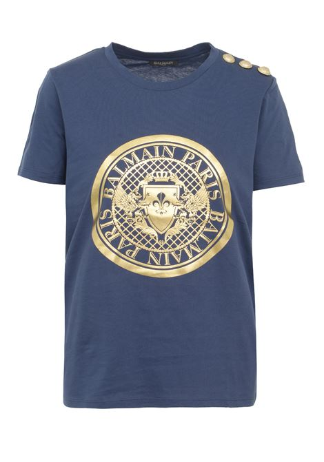 T-shirt Balmain Paris BALMAIN PARIS | 8 | SF11364I195SBG