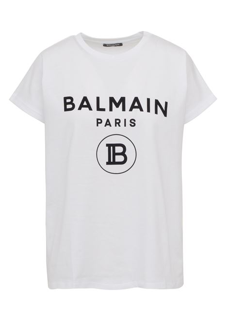 Balmain Paris T-shirt  BALMAIN PARIS | 8 | SF11367I193GAB