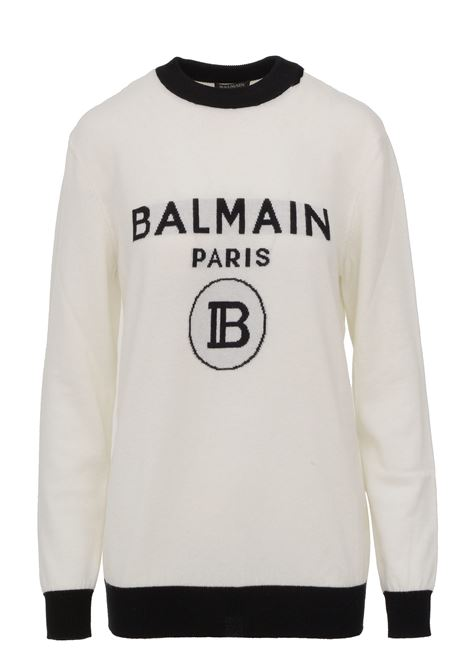 Balmain Paris Sweater BALMAIN PARIS | 7 | SF13165K477GAB