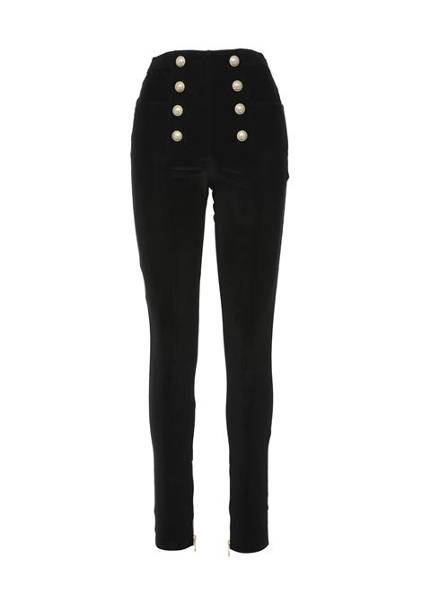 Balmain Paris Trousers  BALMAIN PARIS | 1672492985 | SF15203X2250PA