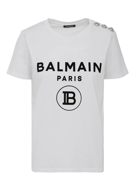 T-shirt Balmain Paris BALMAIN PARIS | 8 | SF21362I240GAB