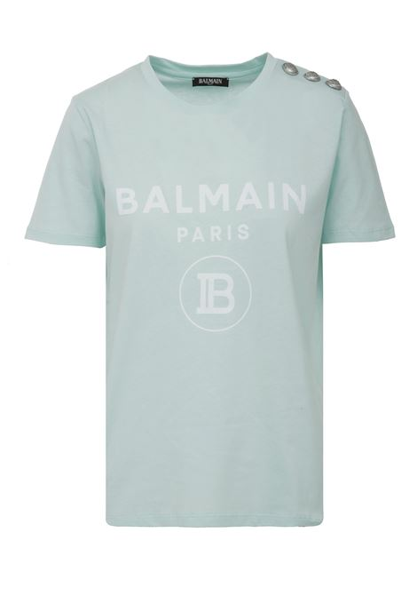 T-shirt Balmain Paris BALMAIN PARIS | 8 | SF21362I240UBE