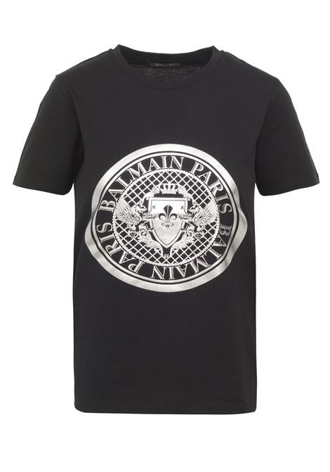 Balmain Paris T-shirt  BALMAIN PARIS | 8 | SF21364I241EAC
