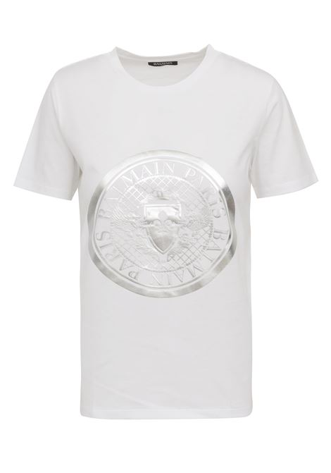 Balmain Paris T-shirt  BALMAIN PARIS | 8 | SF21364I241GAC