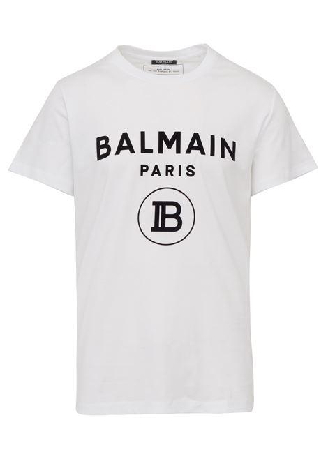 T-shirt Balmain Paris BALMAIN PARIS | 8 | SH01601I1920FA