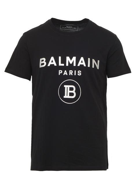 Balmain Paris T-shirt  BALMAIN PARIS | 8 | SH01601I1940PA