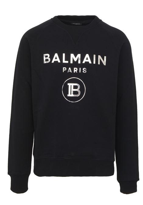 Balmain Paris Sweatshirt  BALMAIN PARIS | -108764232 | SH03279I1970PA