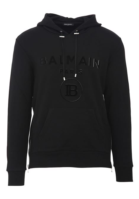 Felpa Balmain Paris BALMAIN PARIS | -108764232 | SH03642I2000PA