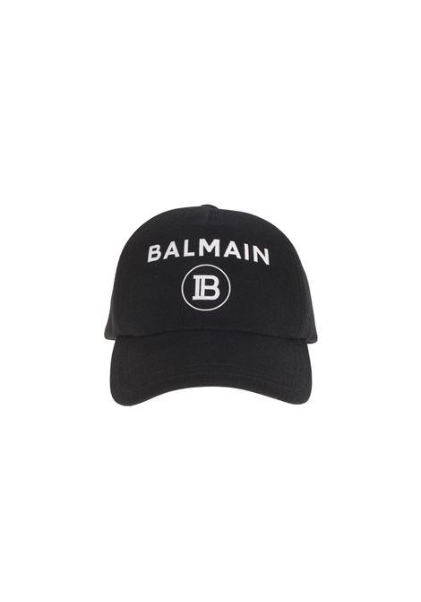 Balmain Paris Cap  BALMAIN PARIS | 26 | SH0A050W0100PA