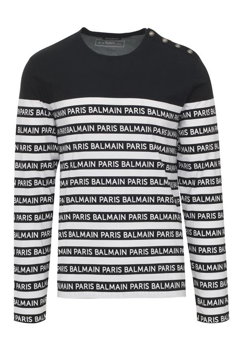Maglia Balmain Paris BALMAIN PARIS | 7 | SH11250I101EAB