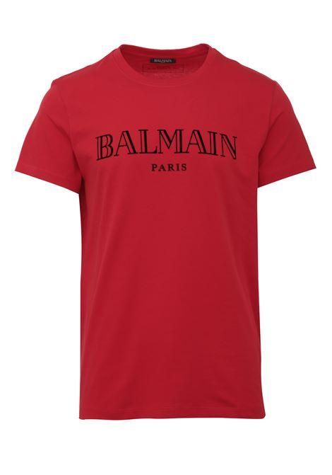 Balmain Paris T-shirt  BALMAIN PARIS | 8 | SH11601I1123AA