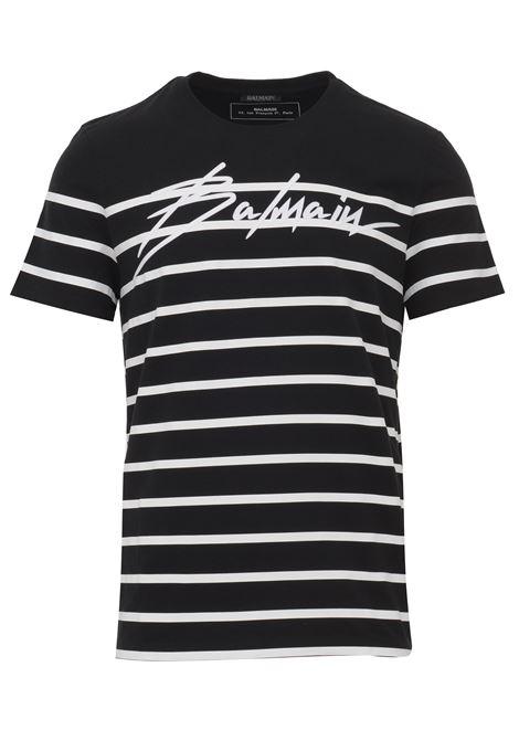 T-shirt Balmain Paris BALMAIN PARIS | 8 | SH11601I130EAB