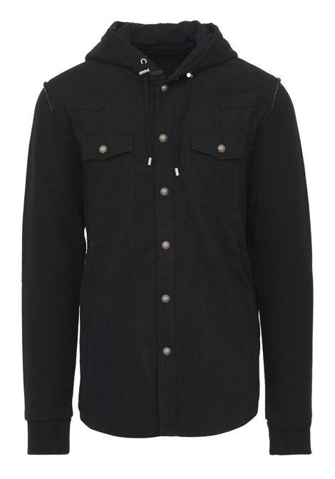 Camicia Balmain Paris BALMAIN PARIS | -1043906350 | SH12293Z1840PA
