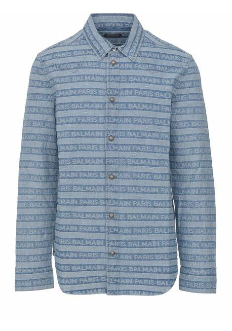 Camicia Balmain Paris BALMAIN PARIS | -1043906350 | SH12297Z1086AA