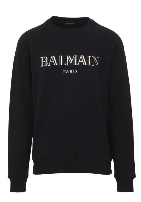 Balmain Paris Sweatshirt  BALMAIN PARIS | -108764232 | SH13279I106EAC