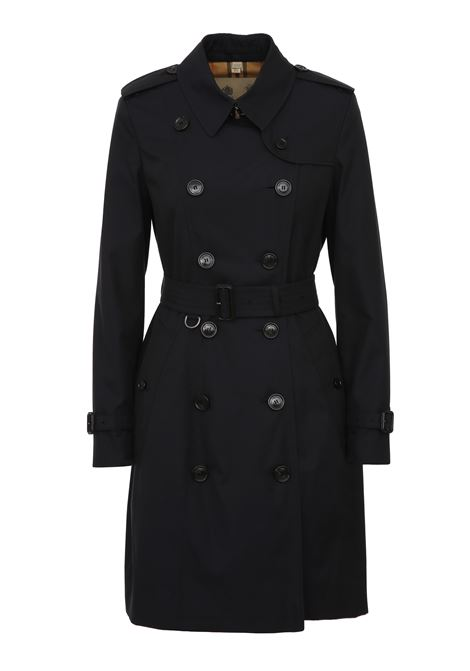 Burberry Trench coat BURBERRY | -1181181492 | 4073375MIDNIGHT