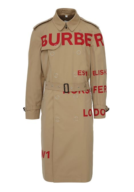 Burberry trench BURBERRY | -1181181492 | 4558209HONEY