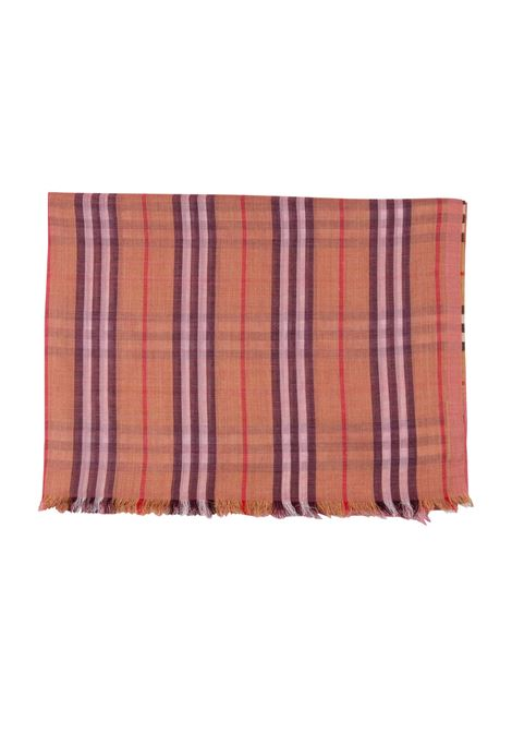 Burberry stole BURBERRY | 61 | 8006118PINK