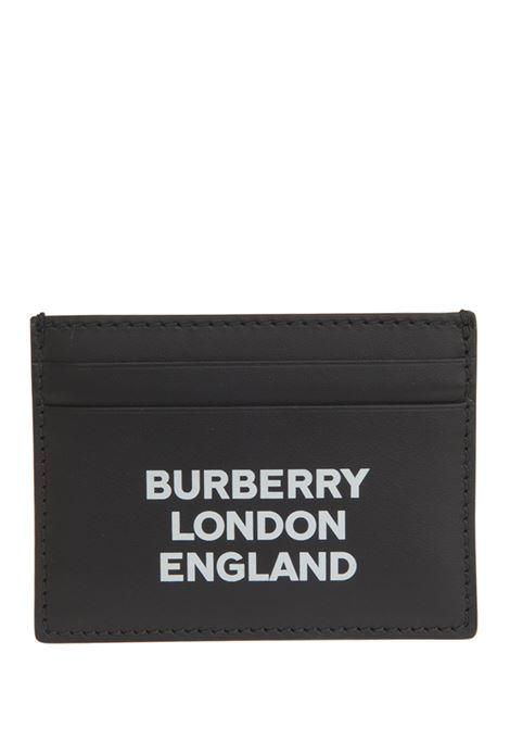 Burberry Cardholder  BURBERRY | 633217857 | 8009213BLACK